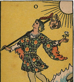 Rider-Waite Tarot, 1909