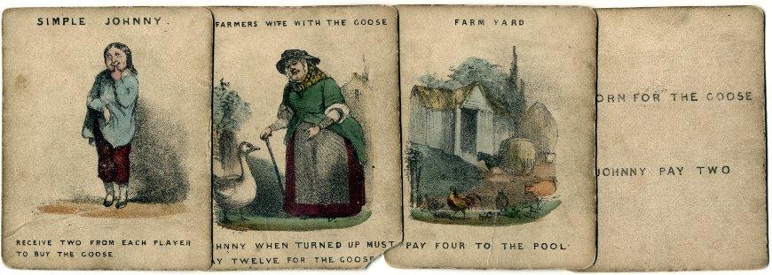 Golden Egg Game, c.1860